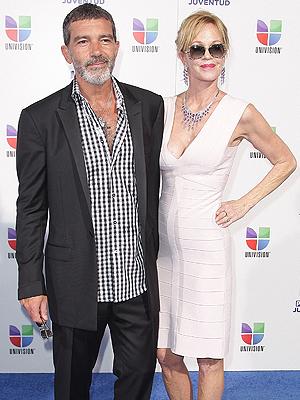 Antonio Banderas, Melanie Griffith