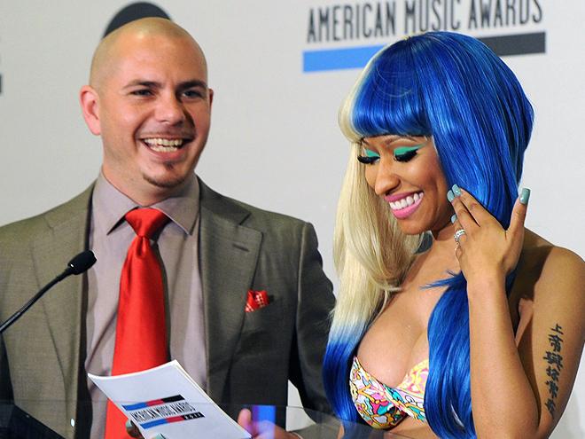 Pitbull, Nicki Minaj