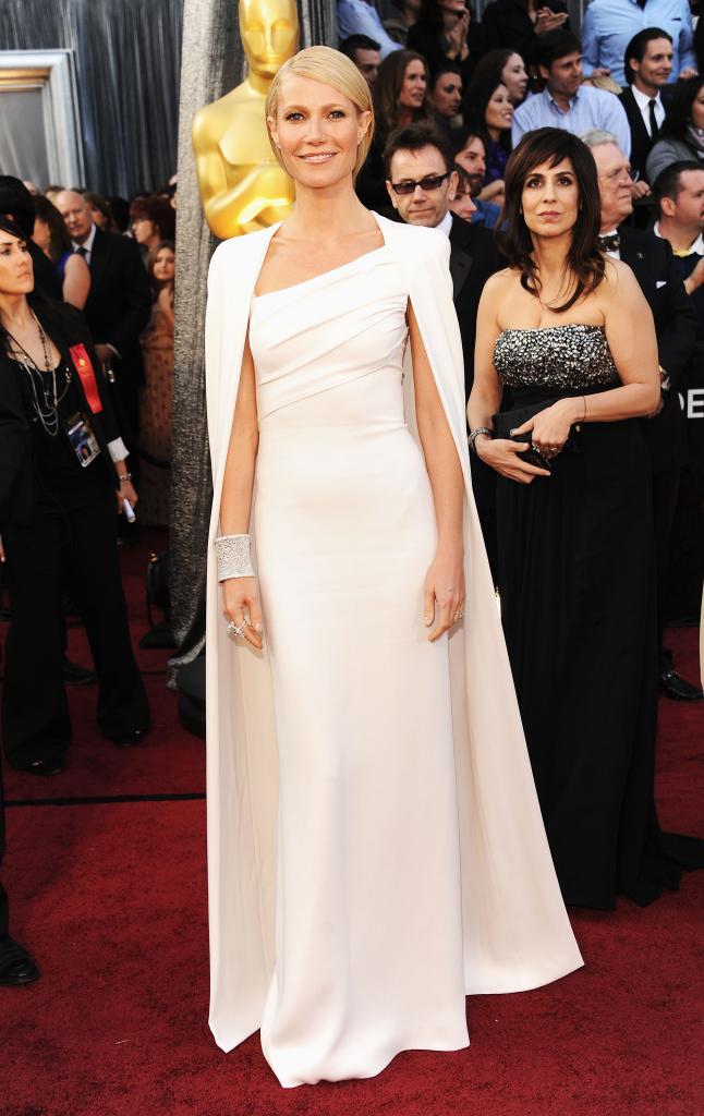 Gwyneth Paltrow, Brillando en la alfombra