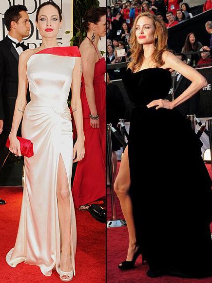 Angelina Jolie, ¿Dónde se ve mejor?