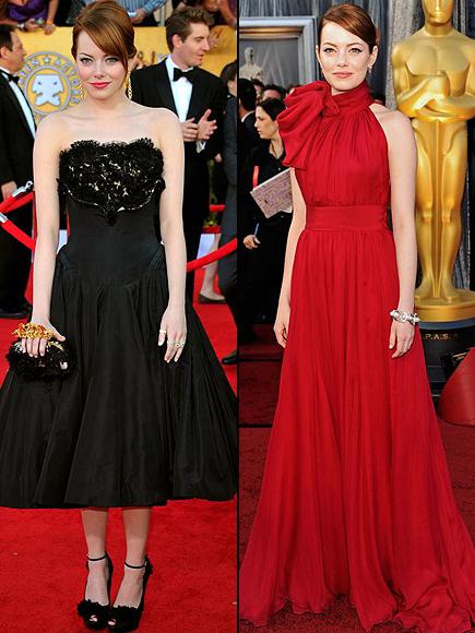 Emma Stone, ¿Dónde se ve mejor?
