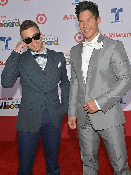 Chino y Nacho, Latin Billboard 2012