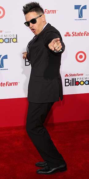 Elvis Crespo, Latin Billboard 2012