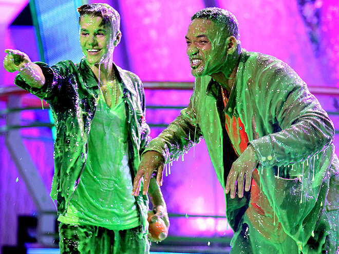 Justin Bieber, Will Smith