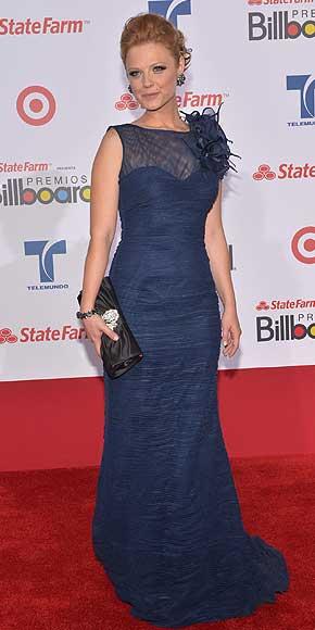 Ana Layevska, Latin Billboard 2012