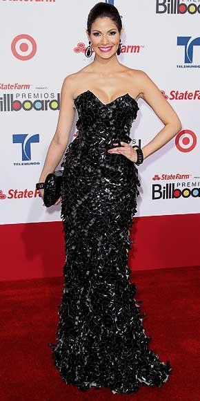 Cynthia Olavarría, Latin Billboard 2012