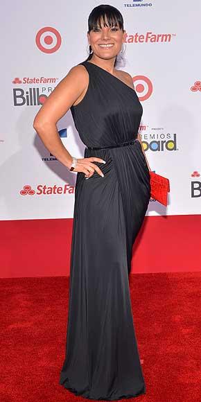 Diana Reyes, Latin Billboard 2012
