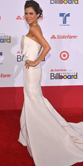 Vanessa Hauc, Latin Billboard 2012