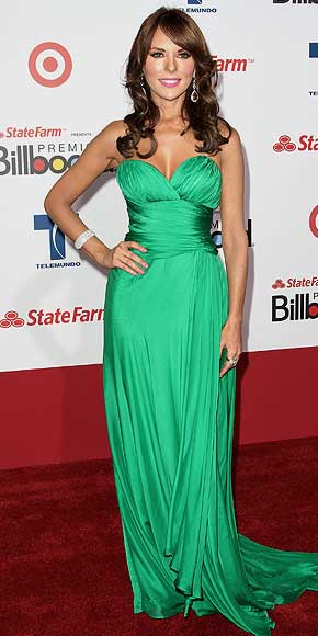 Vanessa Villela, Latin Billboard 2012
