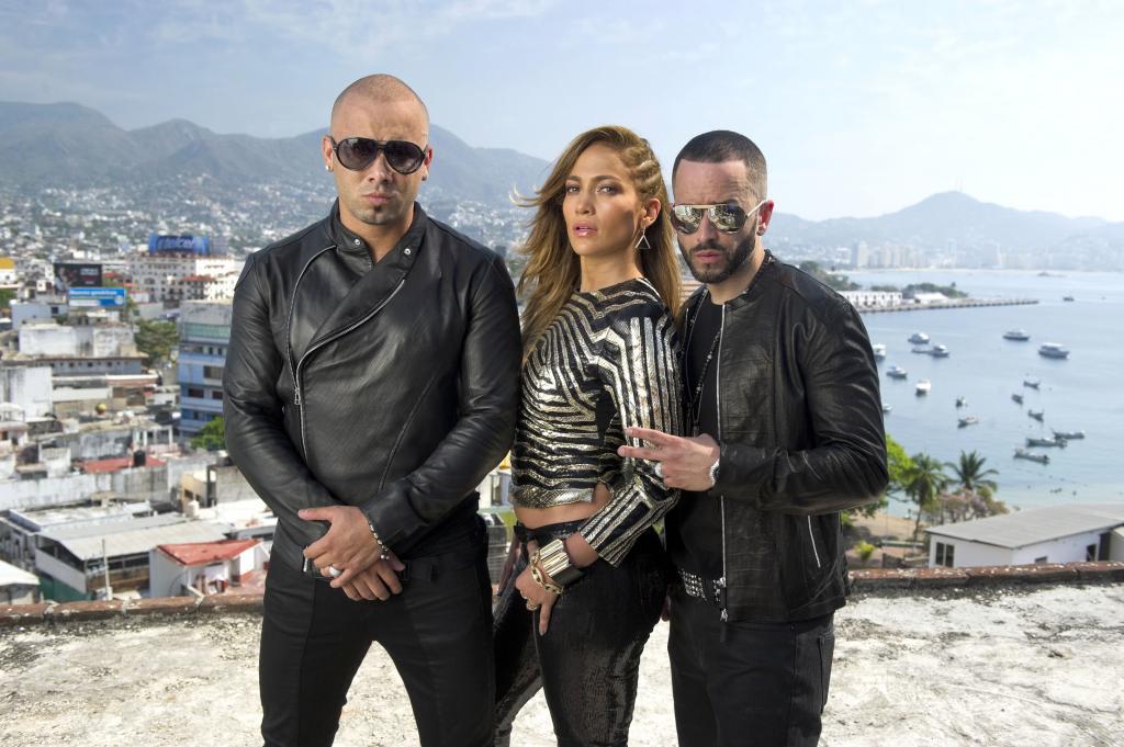 Wisin, Yandel, Jennifer López, Premios Tu Mundo