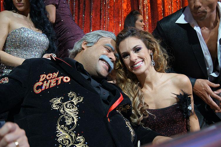 Don Cheto, Melissa Pastrana, Mi sueño es bailar
