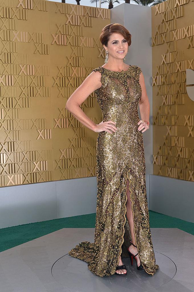 LUCERO, Latin Grammys 2012
