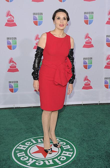 Luz Casal, desastres Premios Grammys