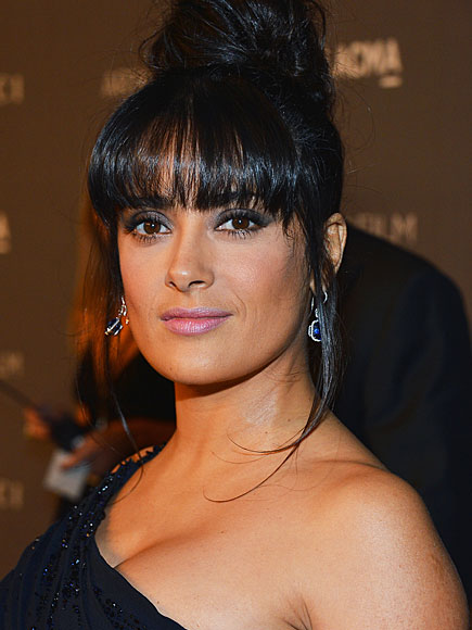 Faces You Can Love, SALMA HAYEK