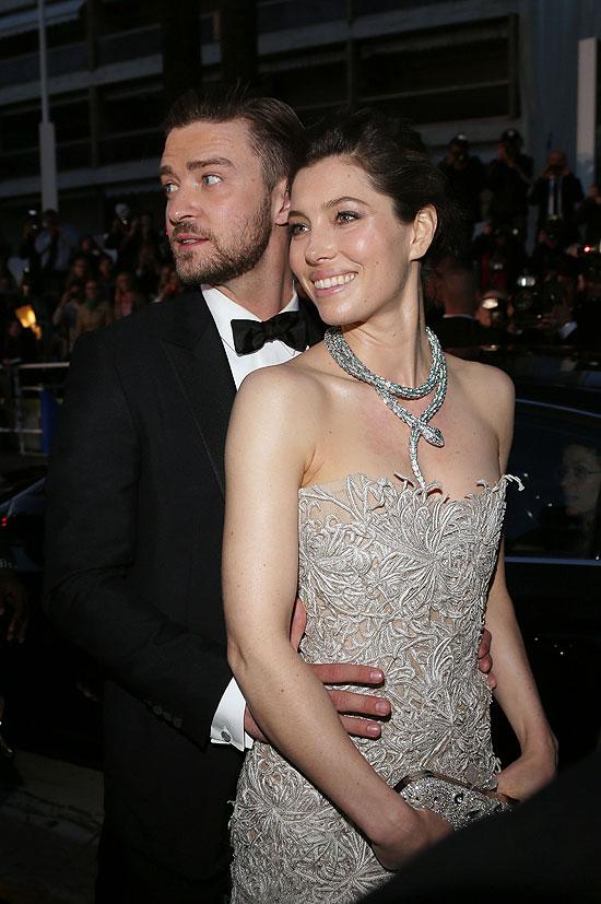 Justin Timberlake, Jessica Biel, Míralos