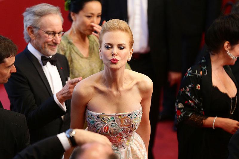 Nicole Kidman, Steven Spielberg