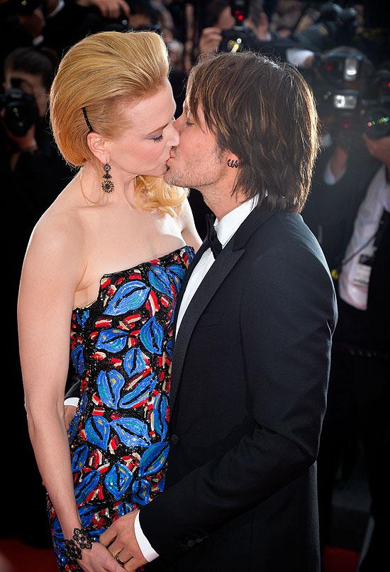 Nicole Kidman, Keith Urban, Míralos