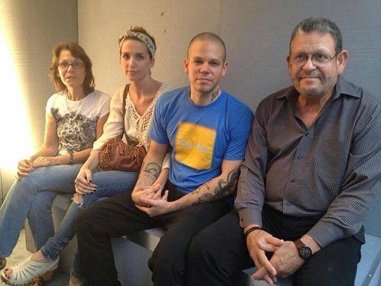 René Pérez, Calle 13, Soledad Fandiño