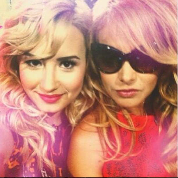 DEMI LOVATO and #oldsis