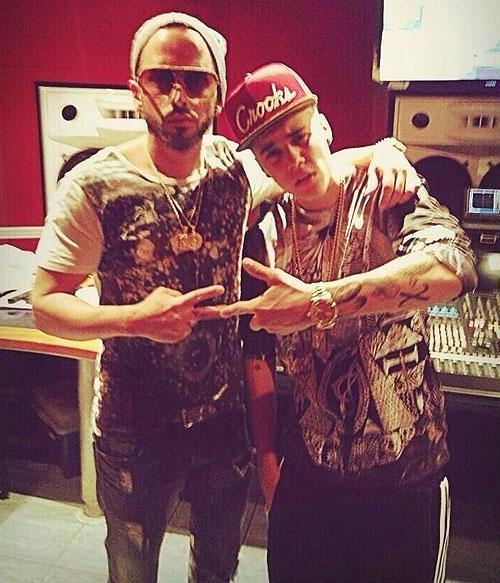 Yandel, Justin Bieber