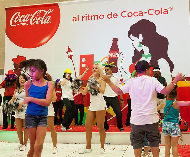 Coca Cola, Galería sponsors