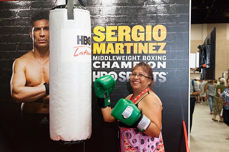HBO Latino, galería sponsors