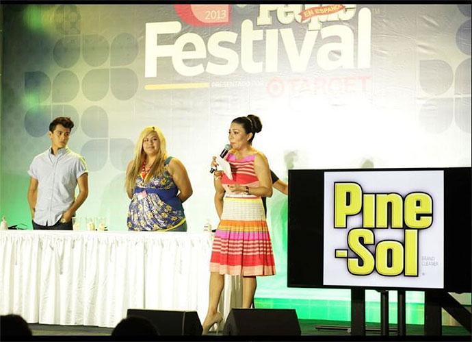 Pine Sol, galería sponsors