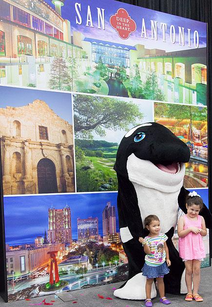San Antonio CVB, galería sponsors
