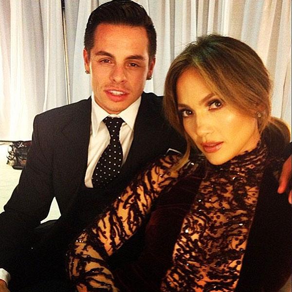 Jennifer Lopez, Casper Smart, Sin filtro
