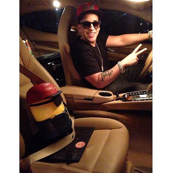 Daddy Yankee, Sin filtro