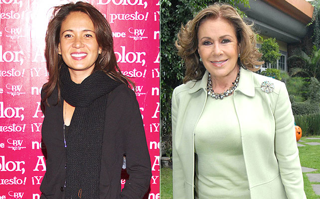 Yolanda Andrade, Laura Zapata