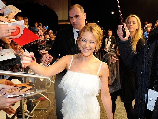 Kylie Minogue, Míralos