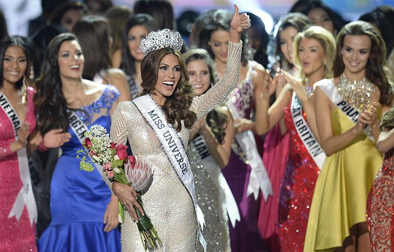 Miss Venezuela Gabriela Isler, Miss Universo 2013