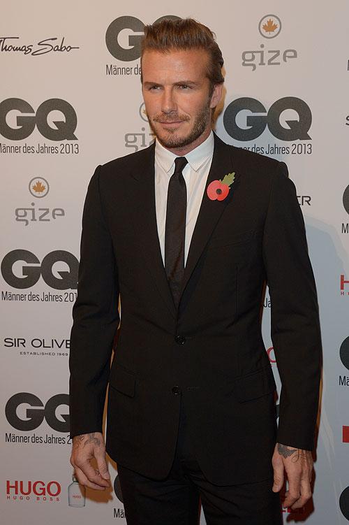 David Beckham, Míralos