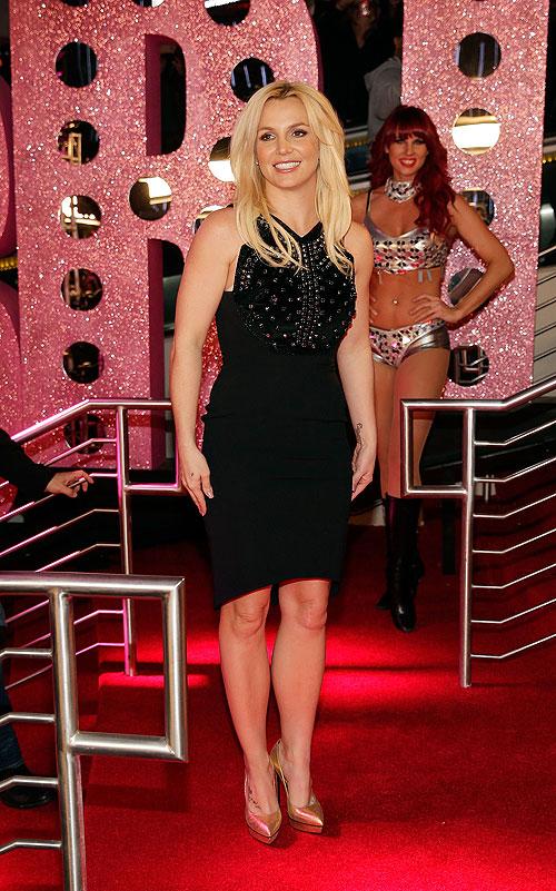 Britney Spears, El look del día