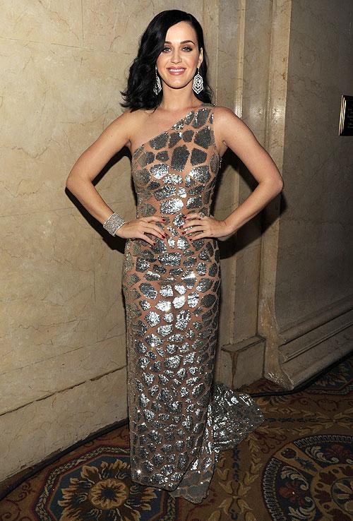 Katy Perry, El look del día