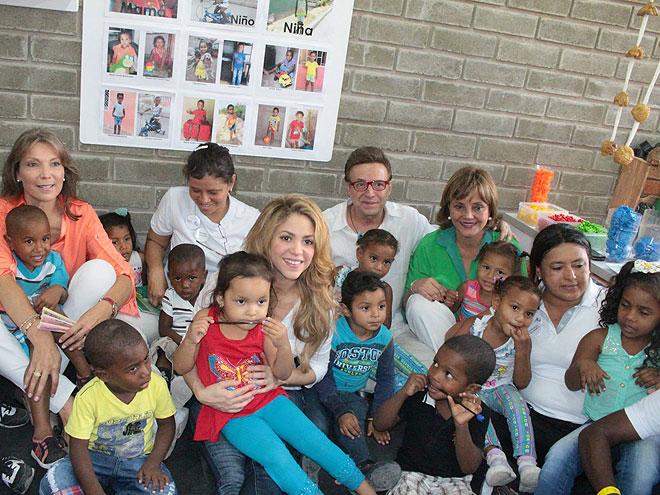 Shakira, mujeressolidarias