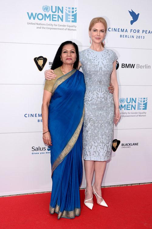 Nicole Kidman, mujeres solidarias