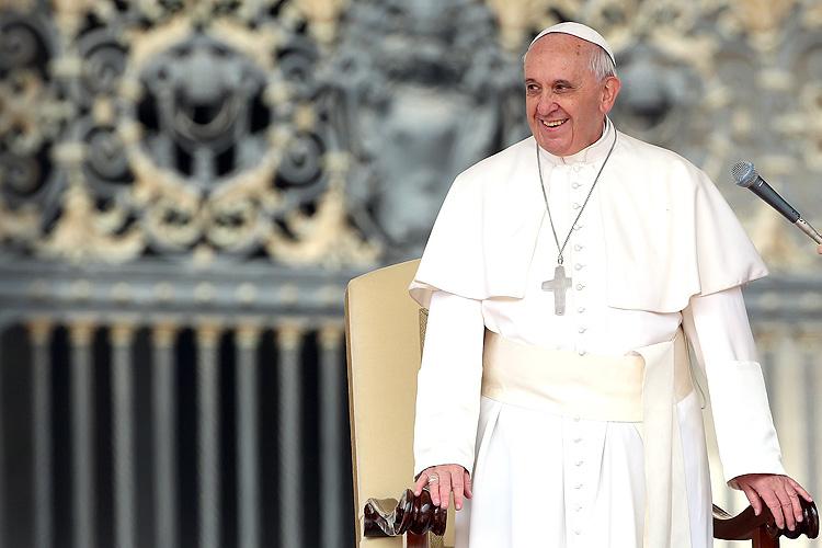 Papa Francisco, abril 2, 2014