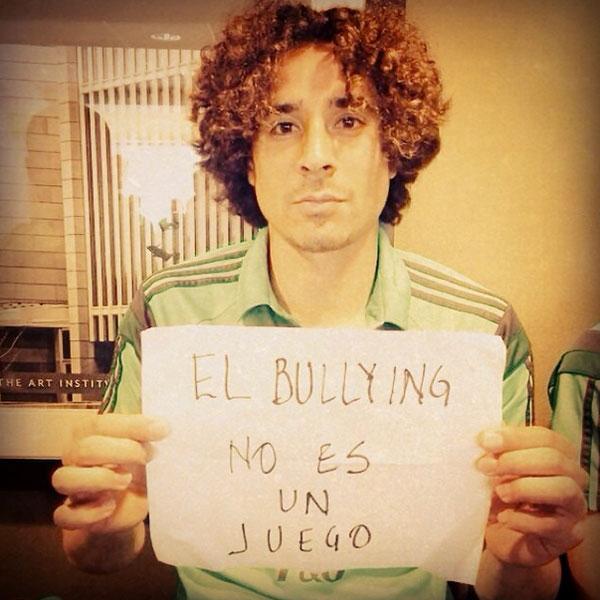 Los Famosos Contra El Bullying People En Español