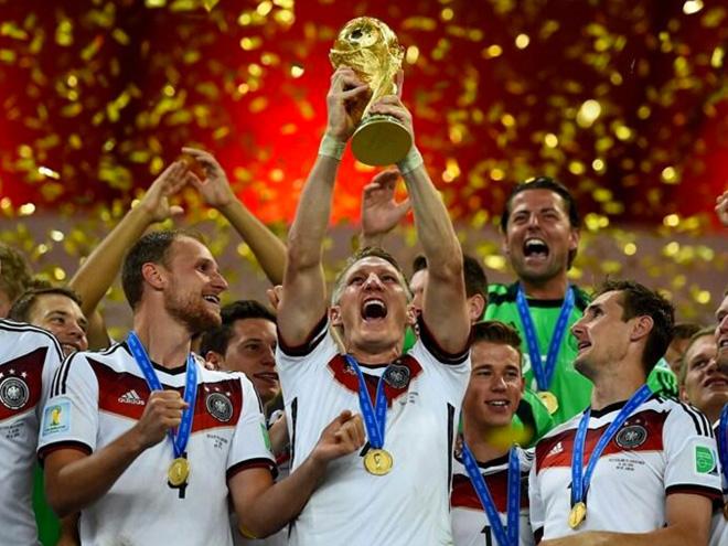 Alemania ganó la Copa Mundial