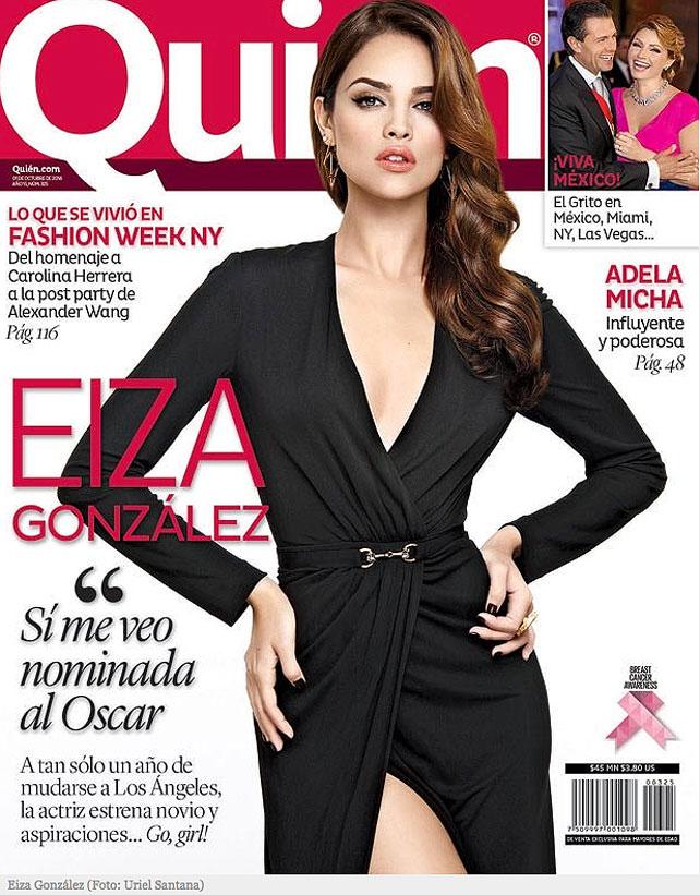 Eiza Gonzalez para articulo
