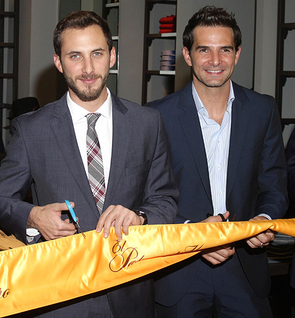 Sebastián Zurita, Duilio Davino, Míralos
