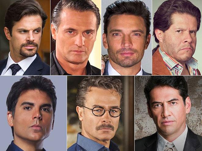 Estrellas del año, telenovelas, villano