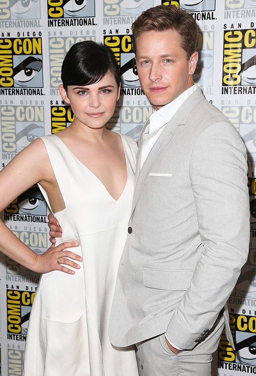 GINNIFER GOODWIN Y JOSH DALLAS