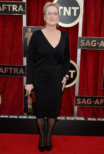 Ellas, SAG 2015, Meryl Streep