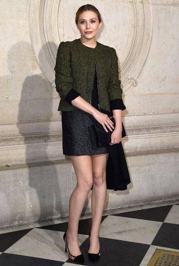 El look del día, Elizabeth Olsen