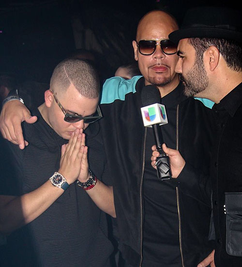 Maffio, Fat Joe, Míralos