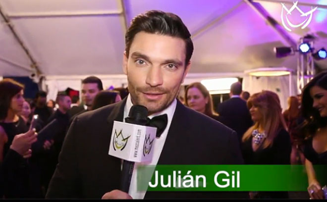 Julián Gil, Míralos