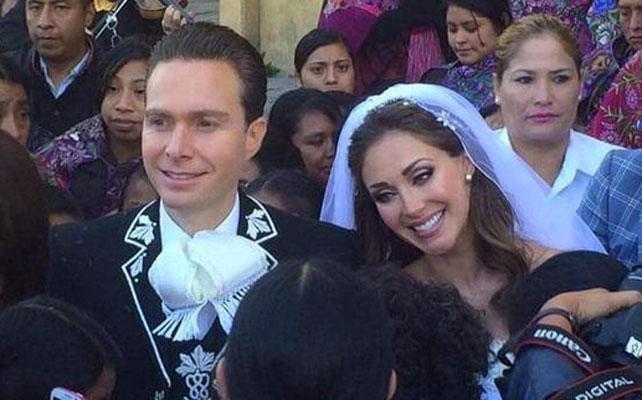 Manuel Velasco y Anahí